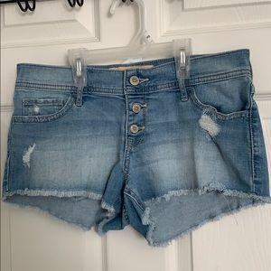 Hollister shorty shorts